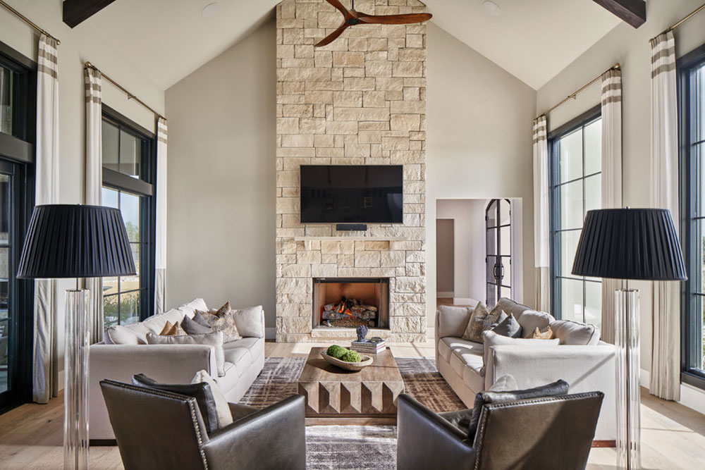 How to do transitional decor and have a great result