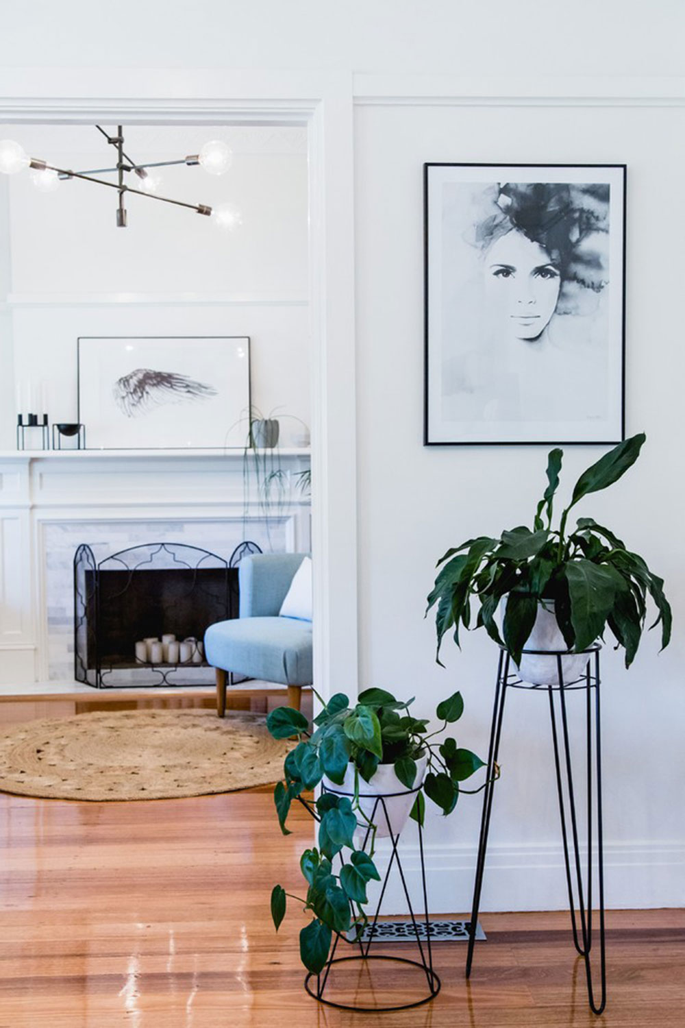 Buying A Plant Stand Think How You Ll Decorate With It