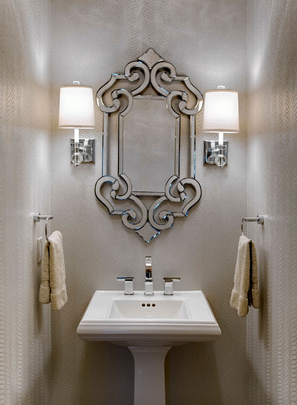 Half Bathroom Ideas You Should Apply In Your House