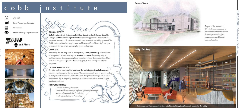 interior design graduation project presentation layout