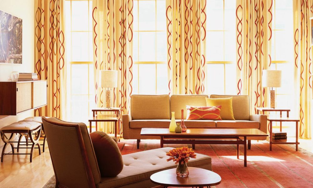 Living Room Curtain Ideas To Use For Improving Your Room Decor