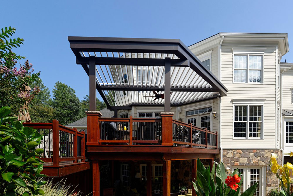 Covered Decks Ideas You Should Try For Your Home