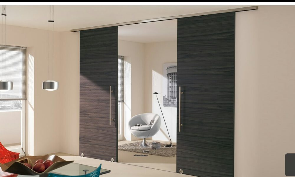 Modern bathroom door ideas to try in your house in the near future
