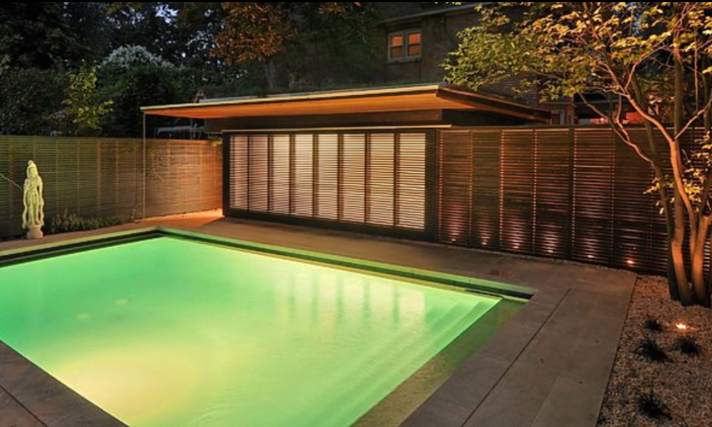 Pool Fence Ideas To Make The Swimming Look Amazing
