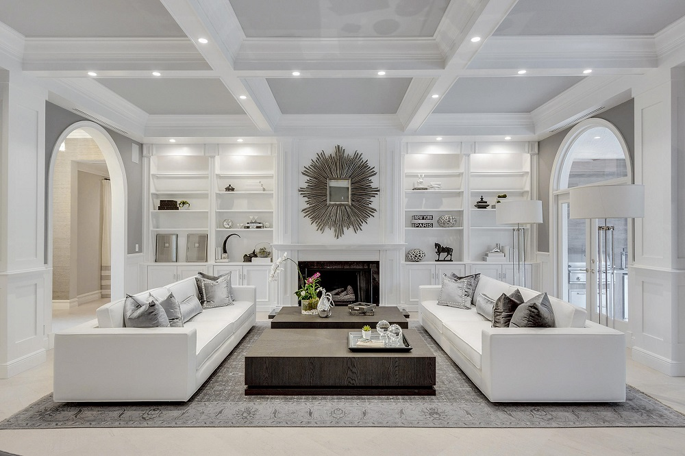 Great Coffered Ceiling Ideas You Can Try And The Cost Associated With Them