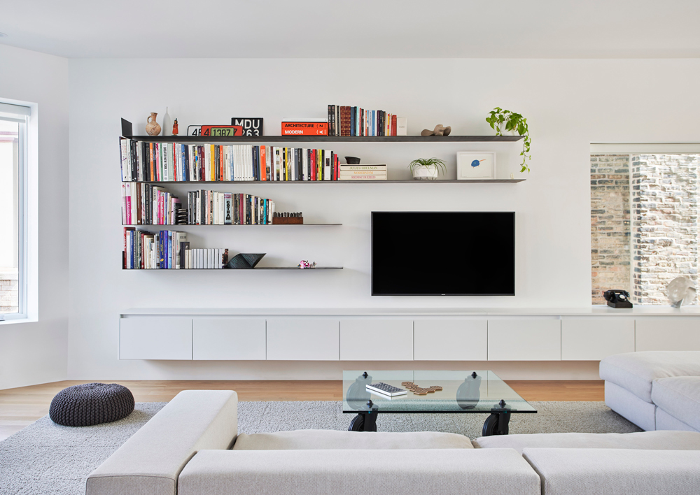 Living Room Storage Ideas That Will Help You Become Clutter Free