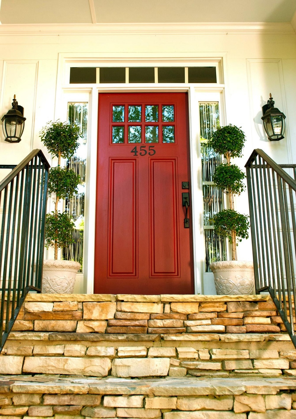 Front step ideas to make your house look stunning