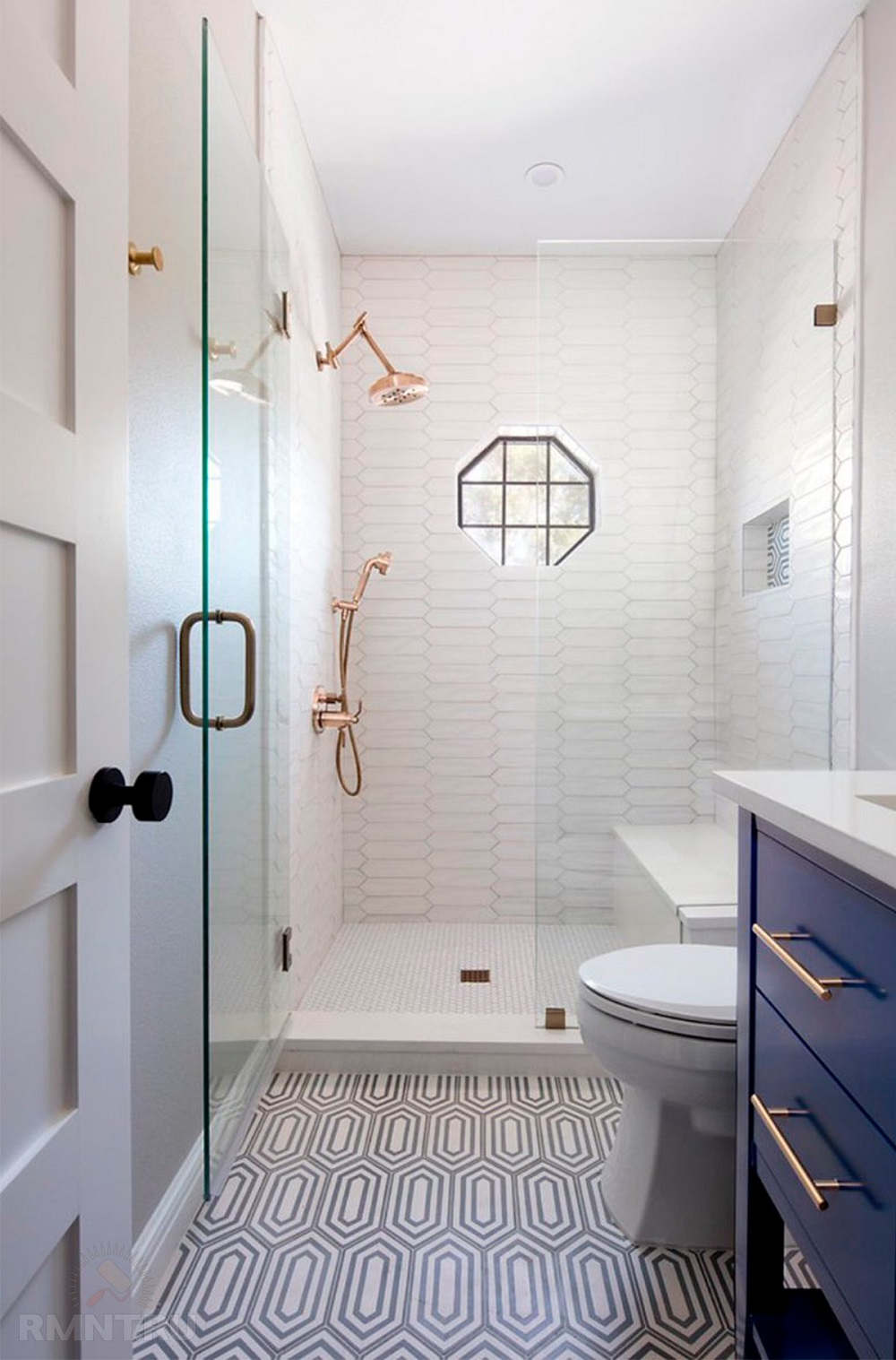 Awesome looking shower tile ideas and designs to check out