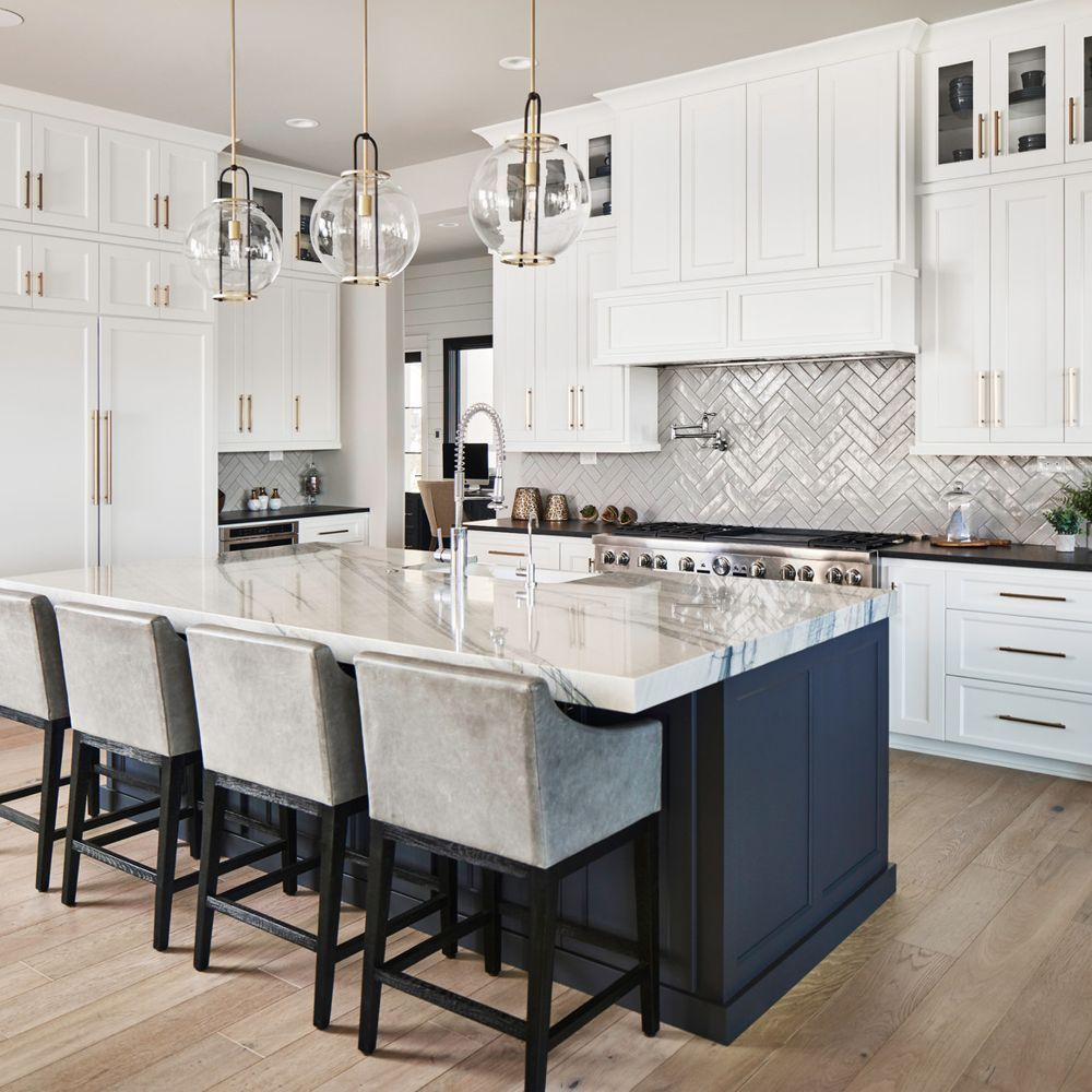 Cool countertop ideas for you to create that stellar kitchen