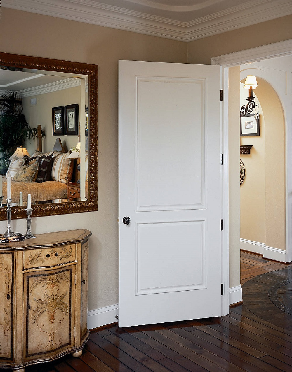 The types of doors you can use in your home design