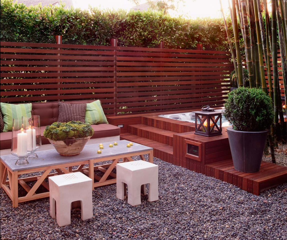 h3 Horizontal wood fence ideas that look stunning