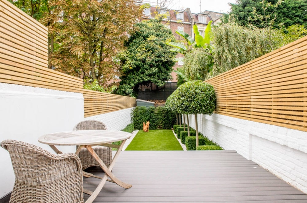 h8 Horizontal wood fence ideas that look stunning
