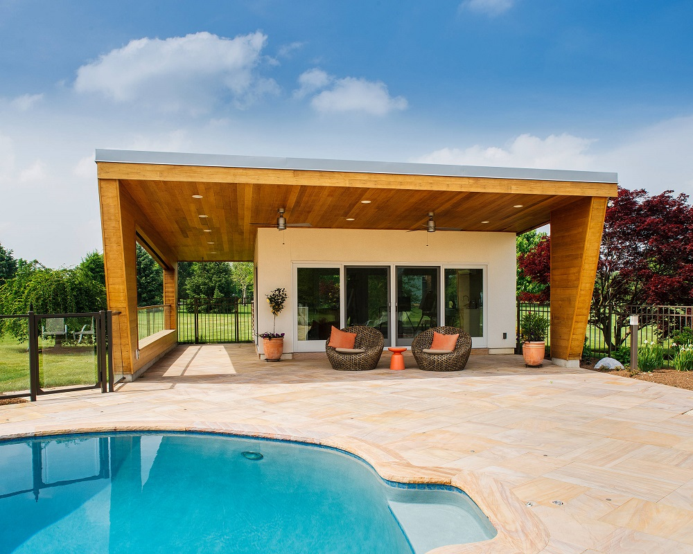 Awesome pool house designs that will make your pool space look great