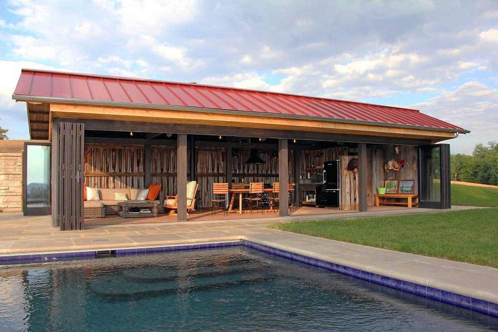 Pool house ideas and designs to get your decorating juices flowing
