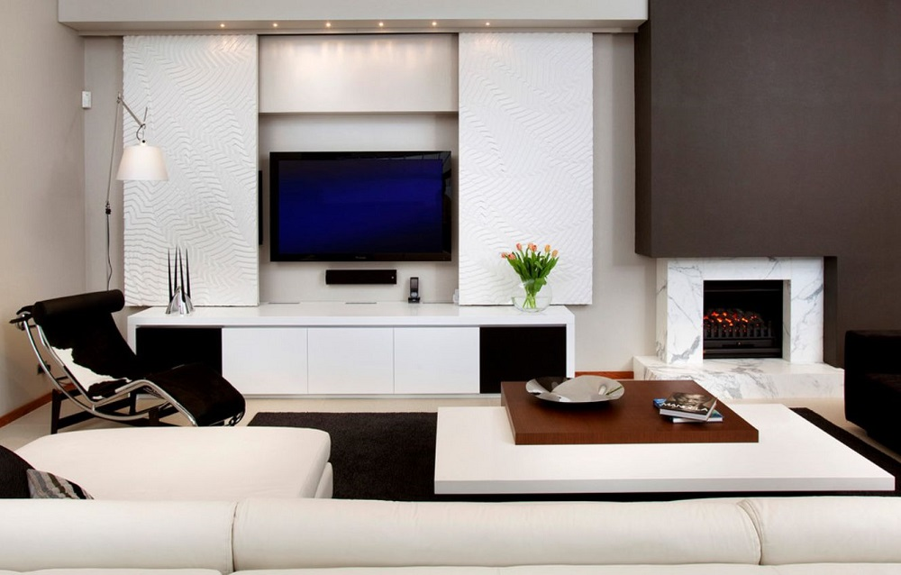 Hidden Tv Ideas To Try In Your Home For A More Subtle Décor