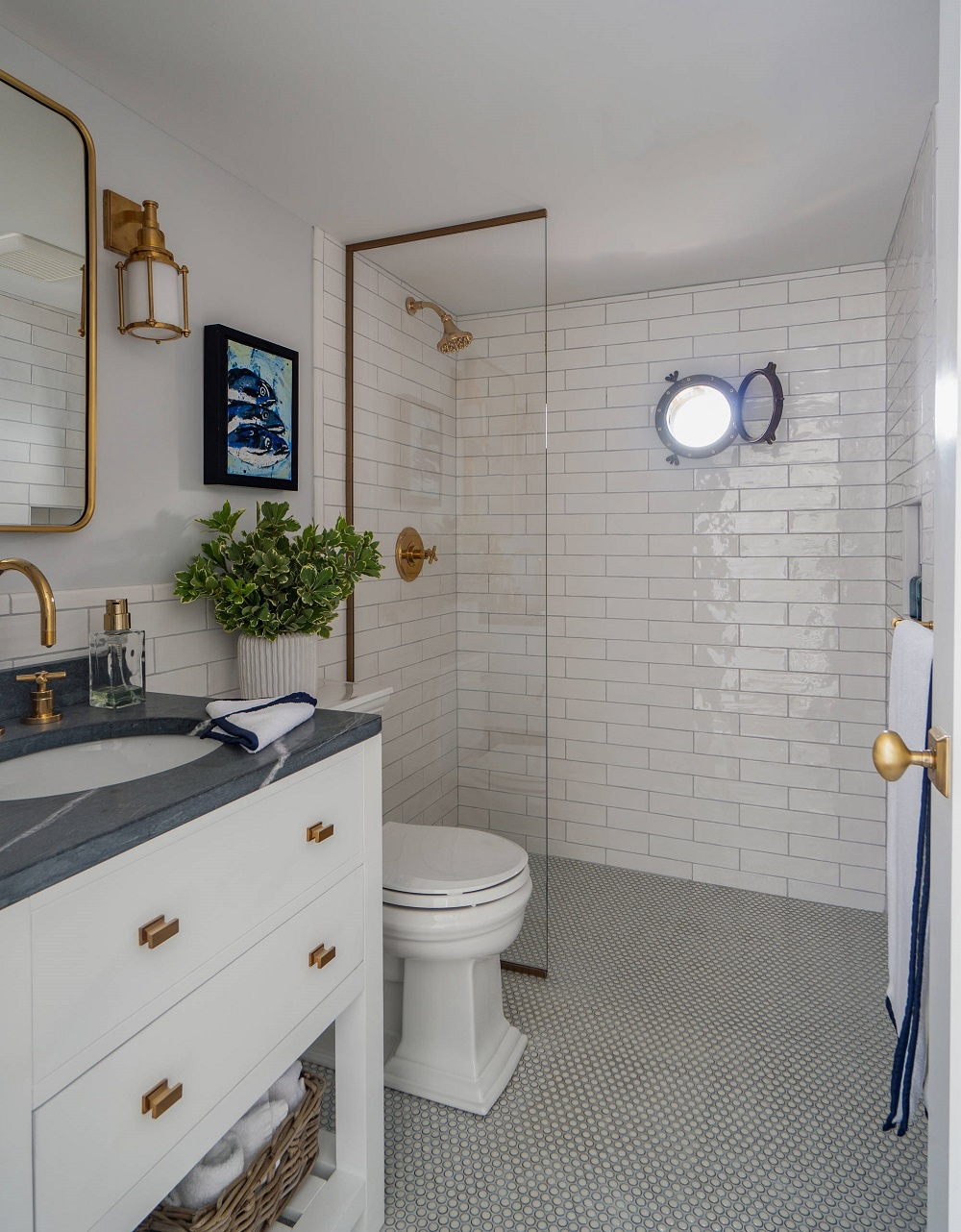 The Awesome Nautical Bathroom Decor And Pictures To Inspire You