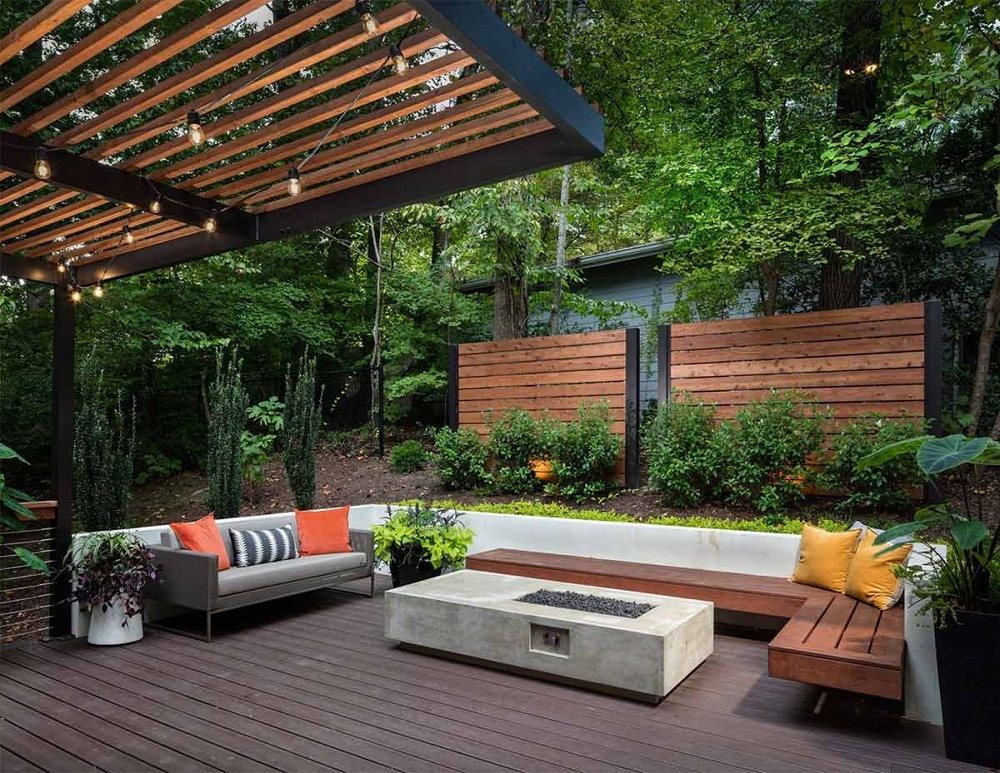 Outdoor privacy screen ideas you can use at your house