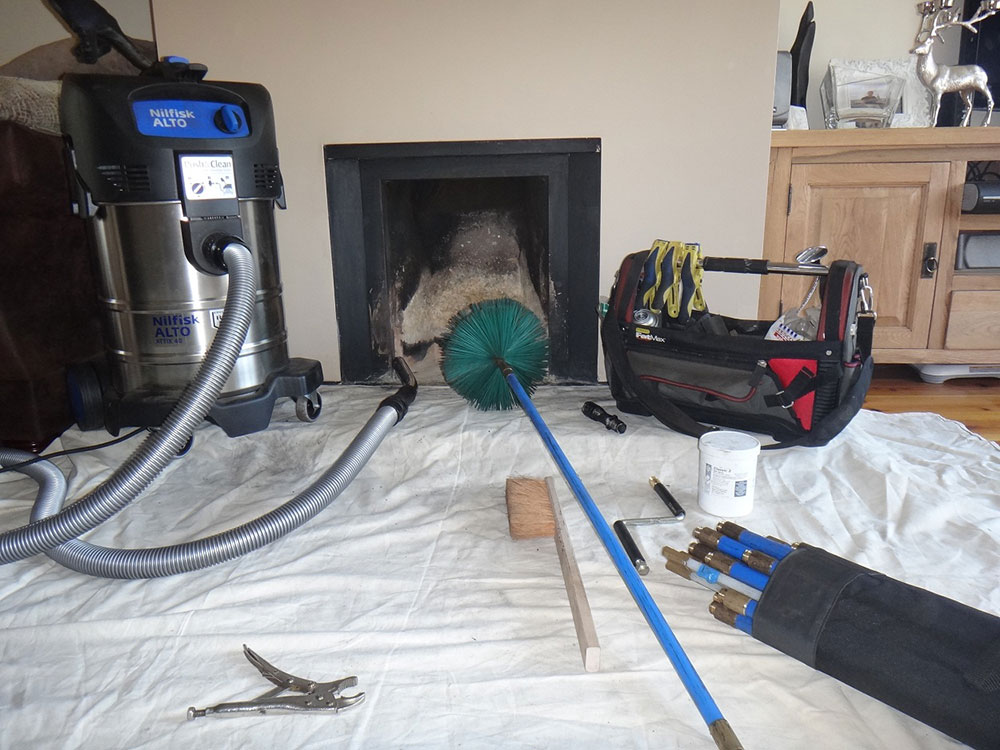 How Much Does A Chimney Sweep Cost Cleaning Costs To Know