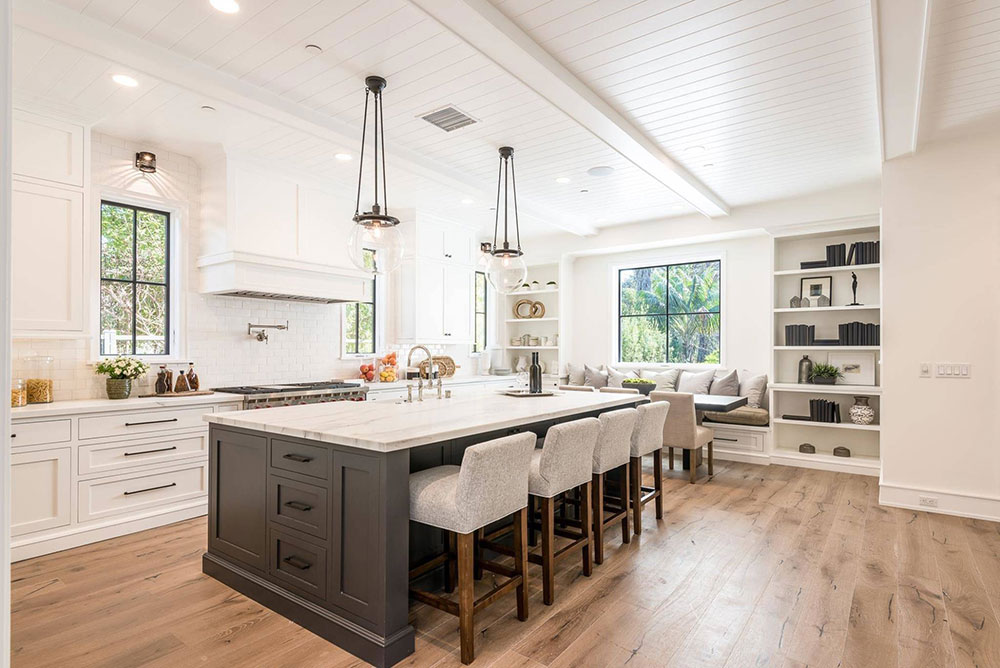 How To Decorate A Kitchen Island Cool Ideas And Designs