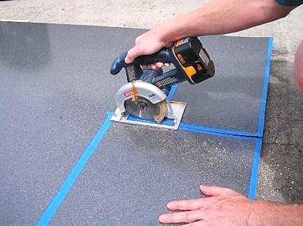 How To Cut Laminate Countertop And What