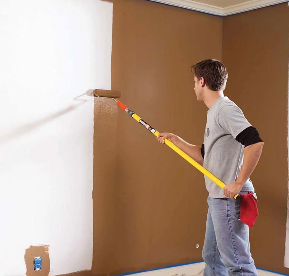 How To Clean Walls With Flat Paint Without Ruining Them