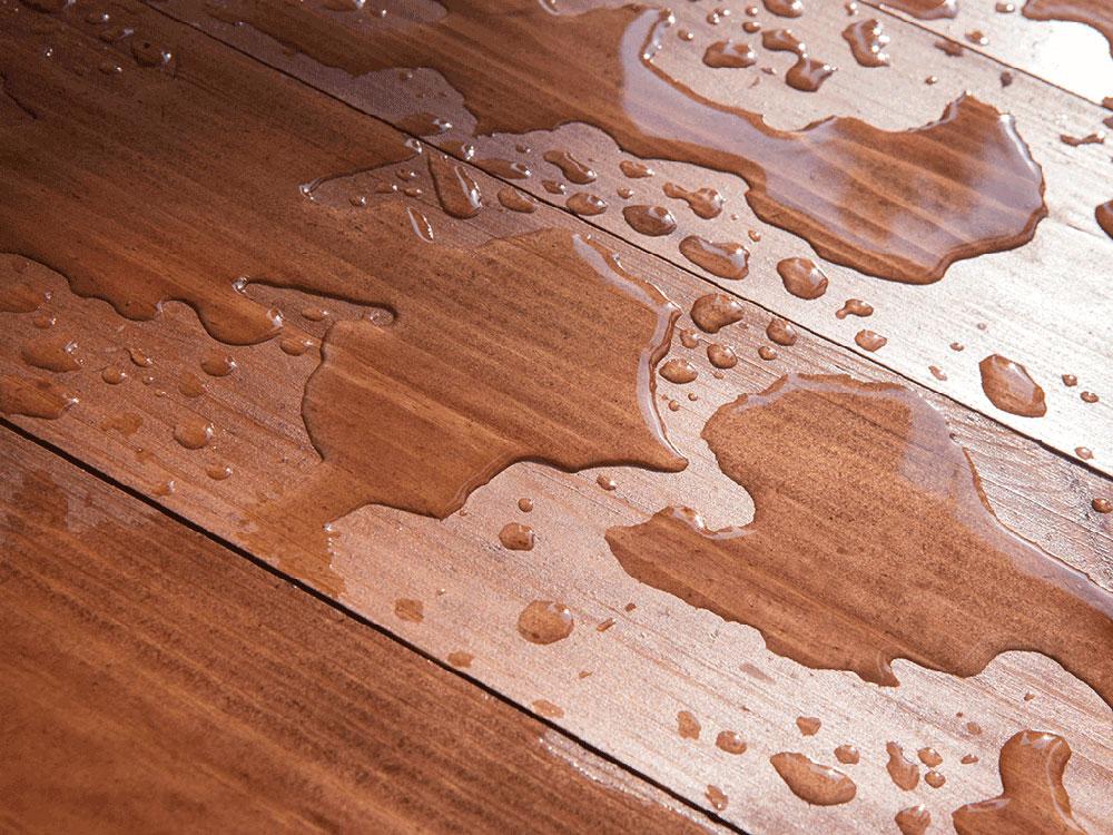 To Fix A Laminate Floor That Got Wet, Can Laminate Flooring Get Wet
