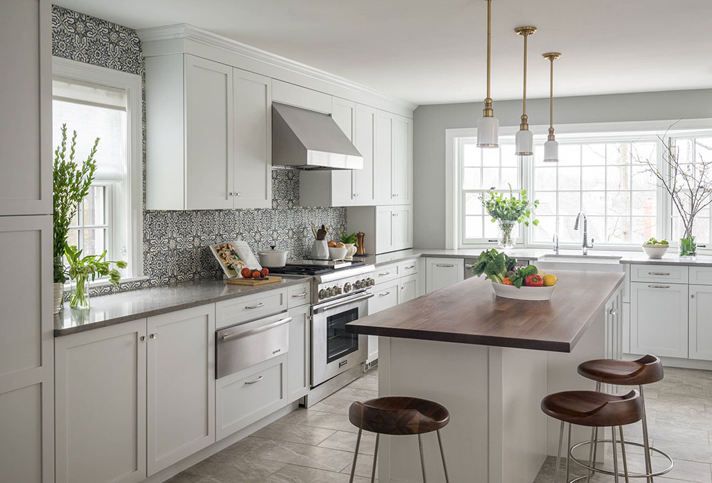What Is The Standard Countertop Overhang Answered