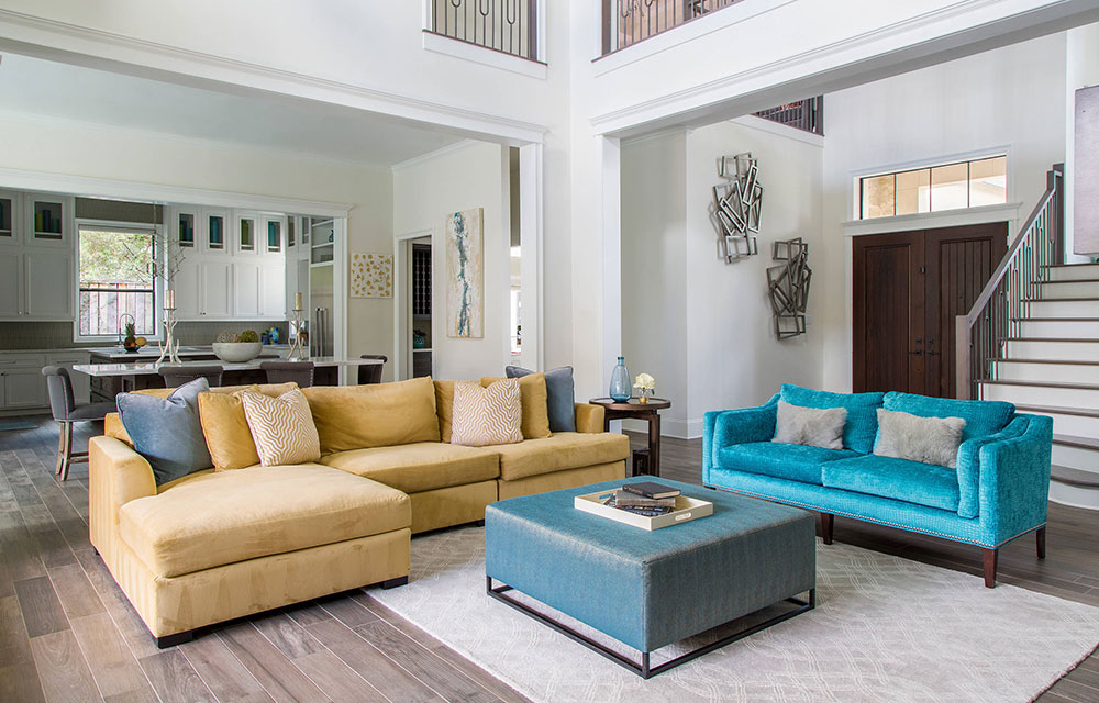 Why Decorating A Living Room Without Sofa Is Not A Bad Idea