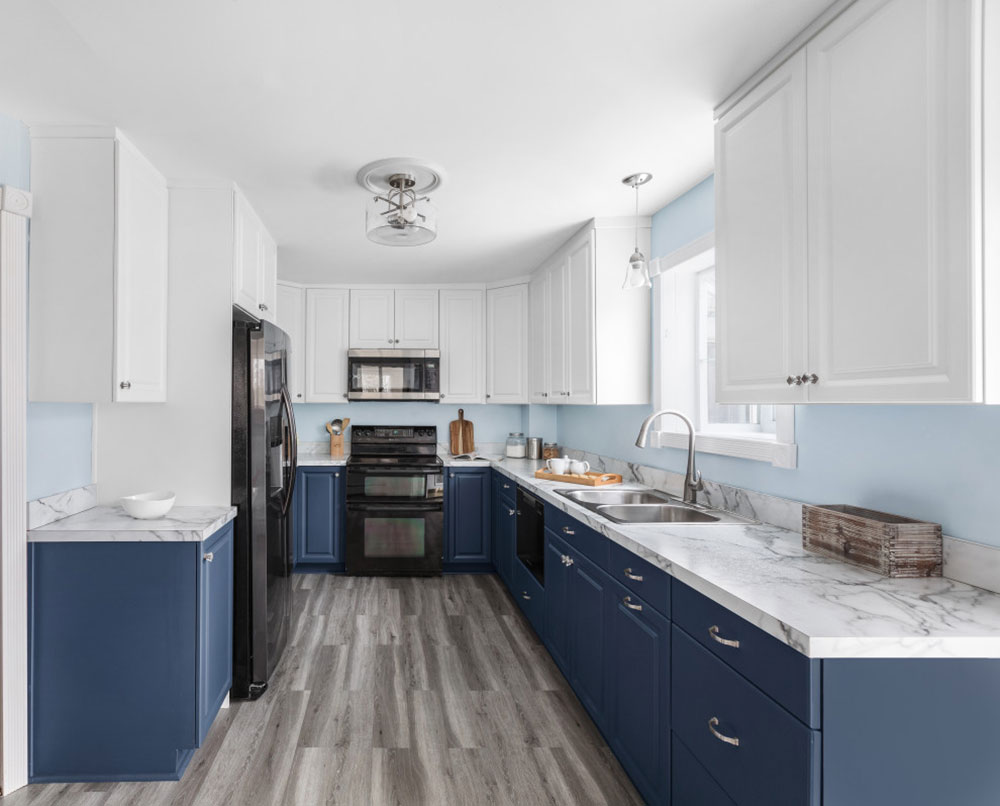 How To Paint Laminate Kitchen Cabinets A Quick Guide