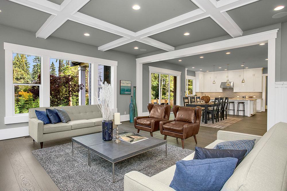 Greater-Seattle-Area-The-Parthenon-Living-Room-by-JayMarc-Homes Cách đặt một tấm thảm trong phòng khách để nơi này trông thật tuyệt