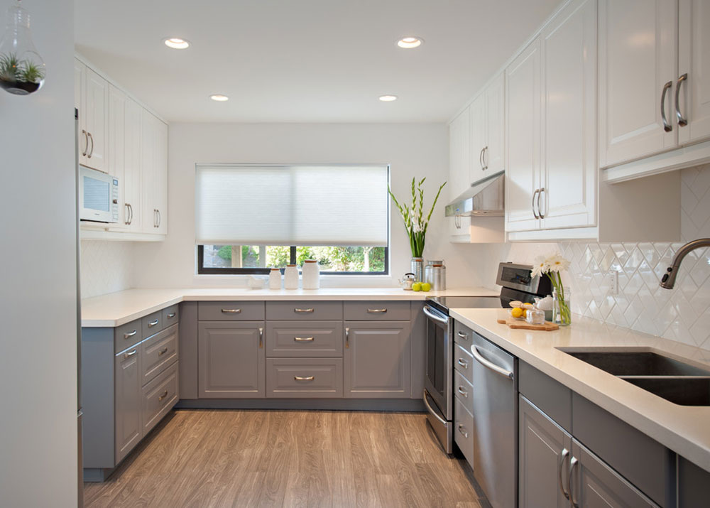 How to paint laminate kitchen cabinets (A quick guide)