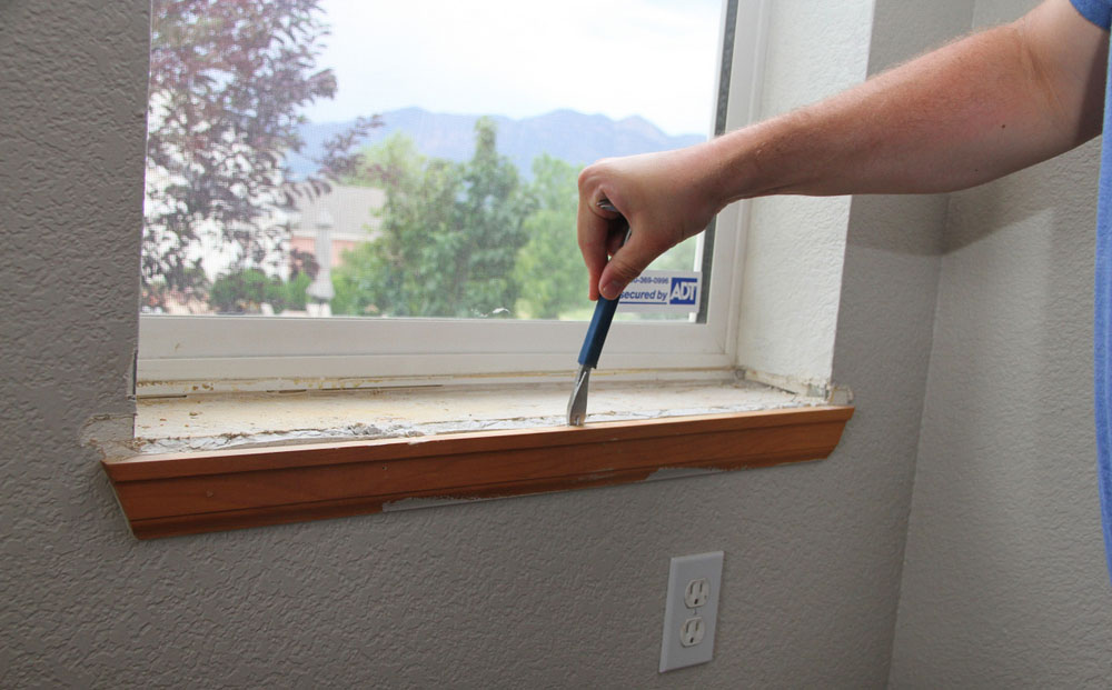 How to Replace a Window Sill With a New One (Answered)