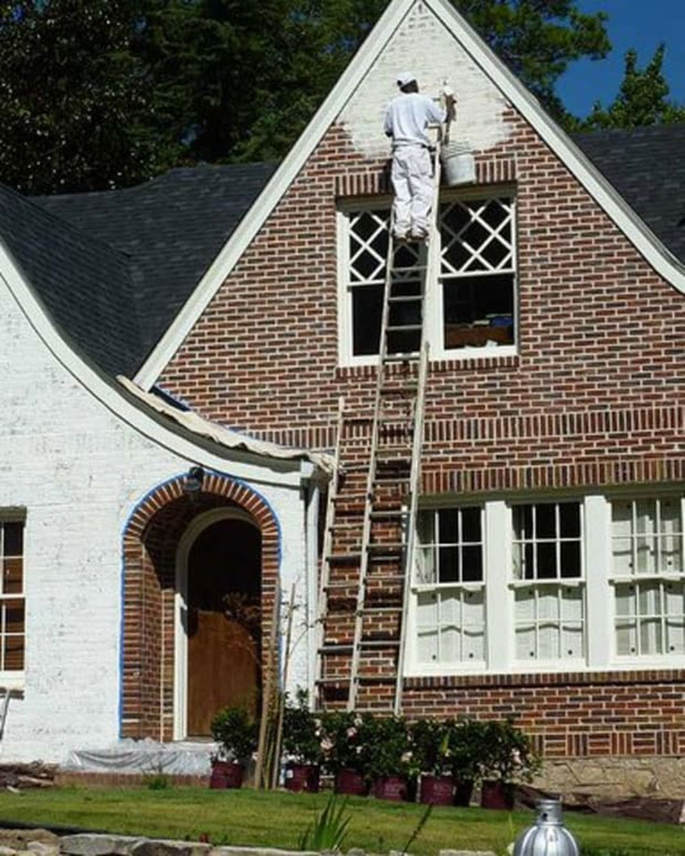 How To Whitewash Brick Exterior Tips And Tricks To Follow
